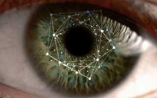 Идентификация по радужной оболочке глаза