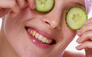 Народное средство для кожи вокруг глаз