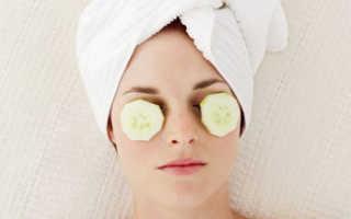 Маски в домашних условиях для кожи вокруг глаз