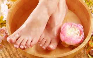 Народные средства от натоптышей на ступнях