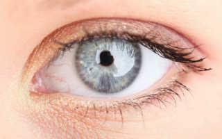 Как белки глаз сделать белыми