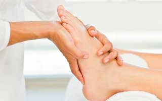 Болят суставы пальцев ног