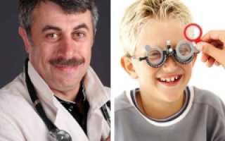 Астигматизм у детей лечится или нет