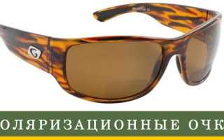 Очки с поляризацией