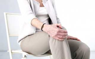 Физиотерапия при артрозе коленного сустава