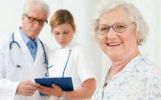 Лечение глаукомы у пожилых людей