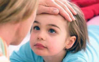 Почему синяки под глазами у детей