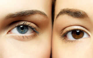 Операция по смене цвета глаз