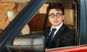 С каким зрением можно водить машину