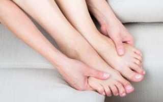 По утрам болят ступни