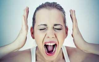 Болит голова в висках и давит на глаза
