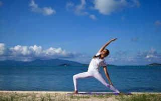 Лечебная гимнастика цигун для шеи и плеч