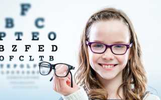 Нарушение зрения классификация