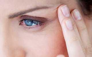 Маска для глаз в домашних условиях от морщин