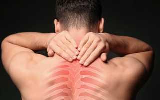 Грудной остеохондроз симптомы
