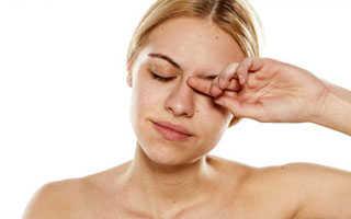 Простуда глаза лечение